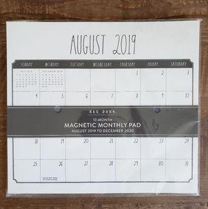 Rae Dunn Magnetic Calendar